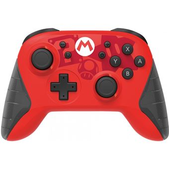Manette Nintendo Switch Hori Super Mario Sans fil