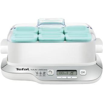 6 Pot à yaourt pour Yaourtière Multi-délices Seb Tefal