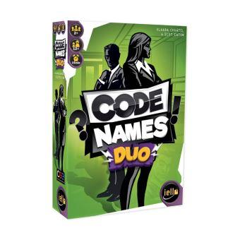 Codenames Duo Iello