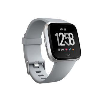 Fitbit Versa Watch Aluminium Grey