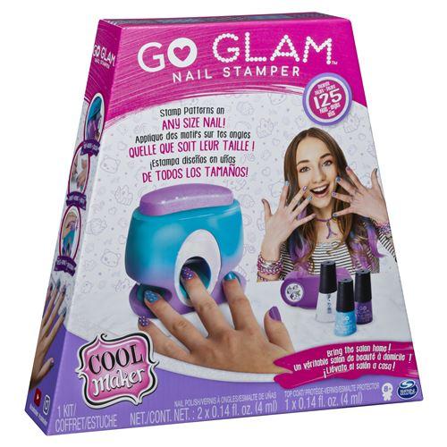 Pack cosmétique Cool Maker Go Glam Nail Stamper