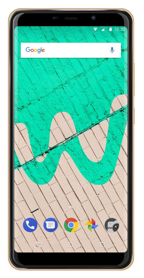 Smartphone Wiko View Max Double SIM 32 Go Or