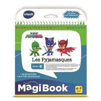 Magibook Les Pyjamasques Vtech