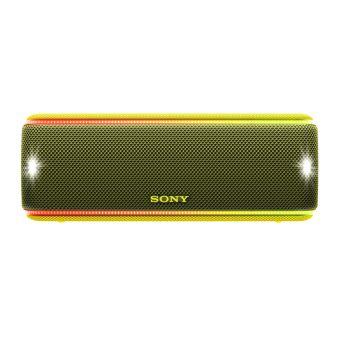 Enceinte sans fil Sony Extra Bass SRS-XB31 Jaune