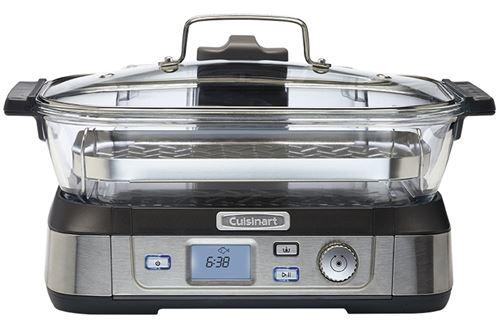 Cuiseur vapeur Cuisinart CookFresh™ STM1000E 1800 W Gris
