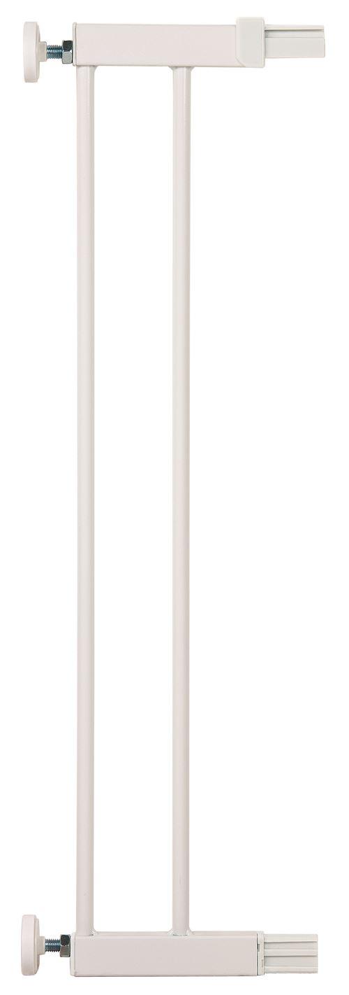 Extension pour barrière de protection Safety First U Pressure 14 cm Blanc