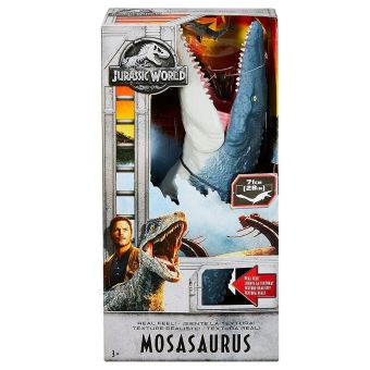 REAL SKIN MOSASAURUS
