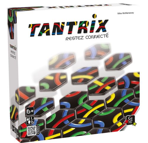 Jeu de stratégie Gigamic Tantrix