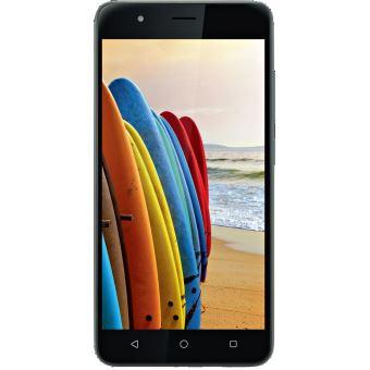 Smartphone Gigaset GS270 Double SIM 16 Go Gris