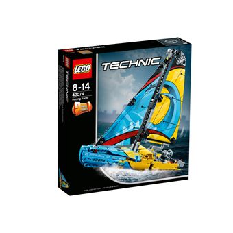 LEGO 42074 RACEJACHT-LE YACHT DE COMPETITION