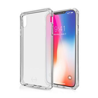 5% sur Coque Itskins Spectrum Transparent pour iPhone XS Max