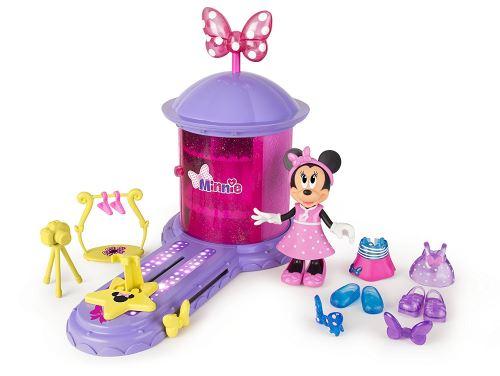 Le défilé de Minnie avec 1 poupée Fashionista IMC Toys