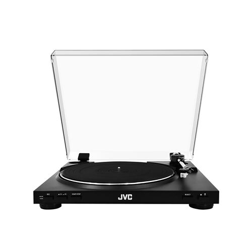 Platine vinyle JVC AL-F50B Noir