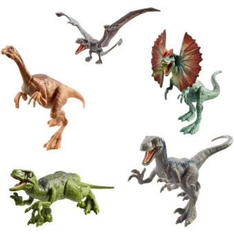 JURASSIC WORLD ATTACK PACK ASST