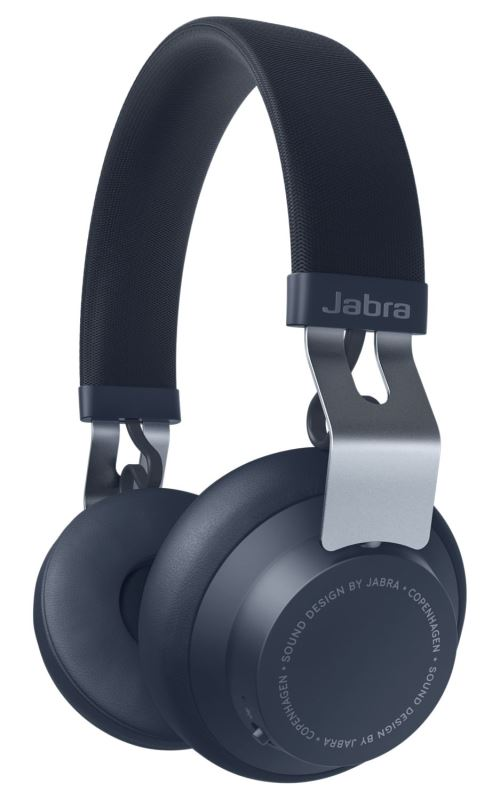 Micro-casque Bluetooth Jabra Move Style Edition Bleu marine