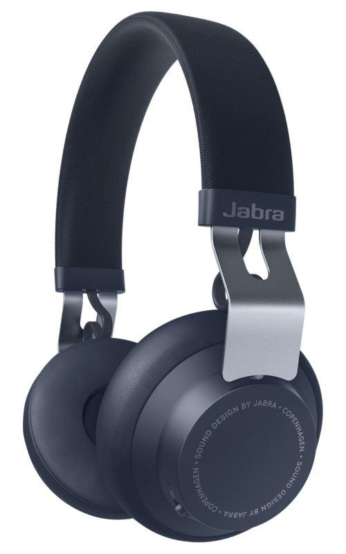 Micro-casque Bluetooth Jabra Move Style Edition Bleu marine