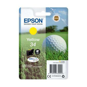 Epson 34 - geel - origineel - inktcartridge