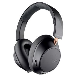 Casque Sans Fil Plantronics Backbeat Go 810 Noir Casque Audio