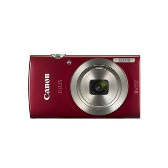 Compact Canon Ixus 185 rood