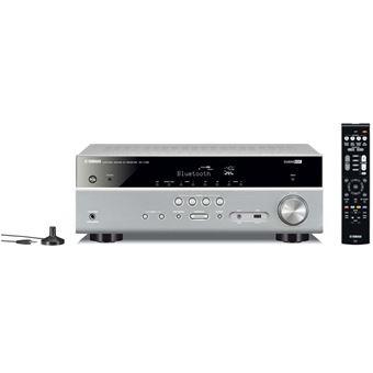Amplificateur Home Cinema 5.1 Yamaha RX-V385 Titane