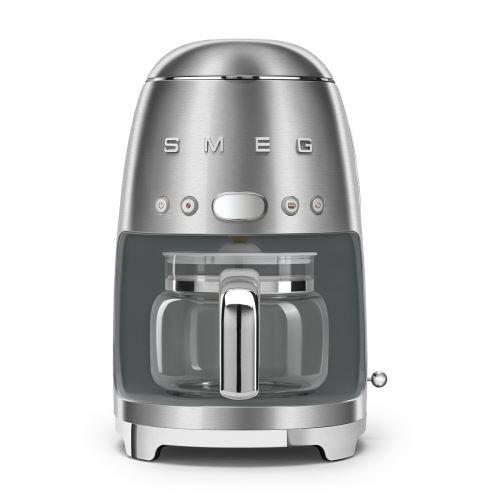 Cafetière à filtre Smeg DCF02SSEU 1050 W Argent