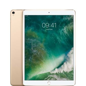 Apple iPad Pro 10.5'' - 512GB SSD - Wifi - Gold
