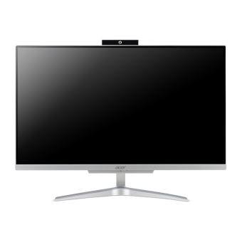 "Acer Aspire C24-865 - Alles-in-één - 1 x Core i5 8250U / 1.6 GHz - RAM 4 GB - HDD 1 TB - UHD Graphics 620 - GigE - WLAN: 802.11a/b/g/n/ac, Bluetooth 4.2 - Win 10 Home 64 bits - monitor: LED 23.8"" 1920 x 1080 (Full HD)"