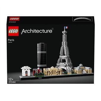 Architecture Paris PrixFnac Lego® 21044 Lego Achatamp; IYgy6bf7vm