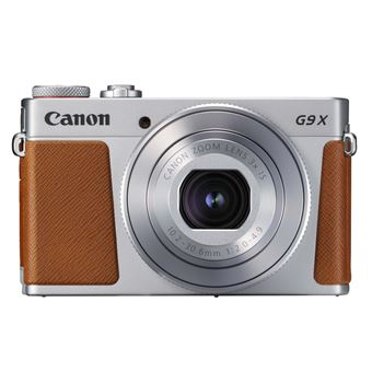 Compact Canon PowerShot G9 X Mark II Argent