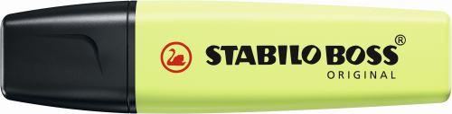Surligneur Stabilo Boss Pastel Vert