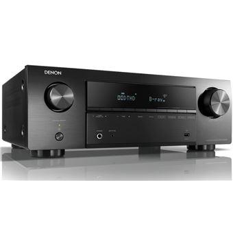 DENON AVR-X550BT RECEIVER BLACK