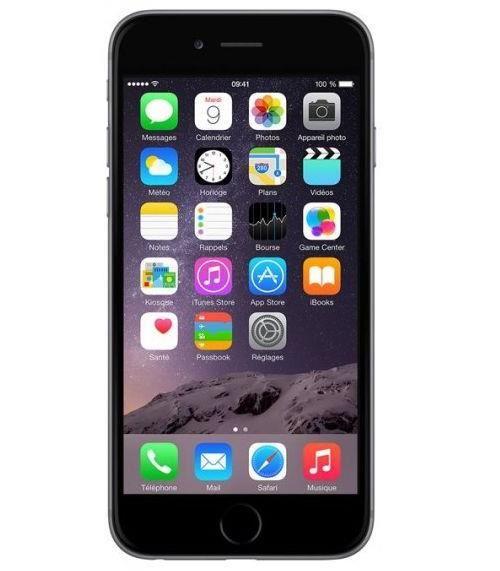 Apple iPhone Remade 6 16 Go 4.7 Gris Sidéral Reconditionné A++