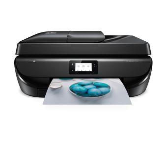 Imprimante multifonctions HP OfficeJet 5230 WiFi Noir (Eligible à Instant Ink - Economisez jusqu'à 70% sur l'encre)