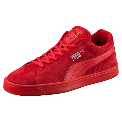 PUMA Suede S Rouge 46 Homme - Chaussures ou chaussons de sport ...