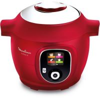 Multicuiseur intelligent Moulinex Cookeo+ CE85B510 1600 W Rouge
