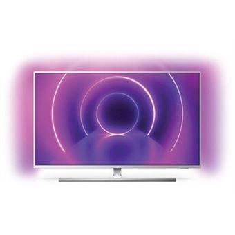 TV Philips The One 50PUS8545 50 '' LED 4K UHD Smart TV Ambilight Argent