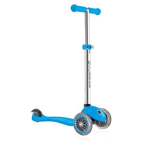 Trottinette enfant Globber Primo V2 3 roues Bleu Ciel