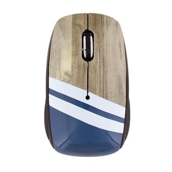 Souris sans fil T'nB Exclusiv' Series Wood
