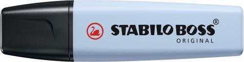 Surligneur Stabilo Boss Pastel Bleu