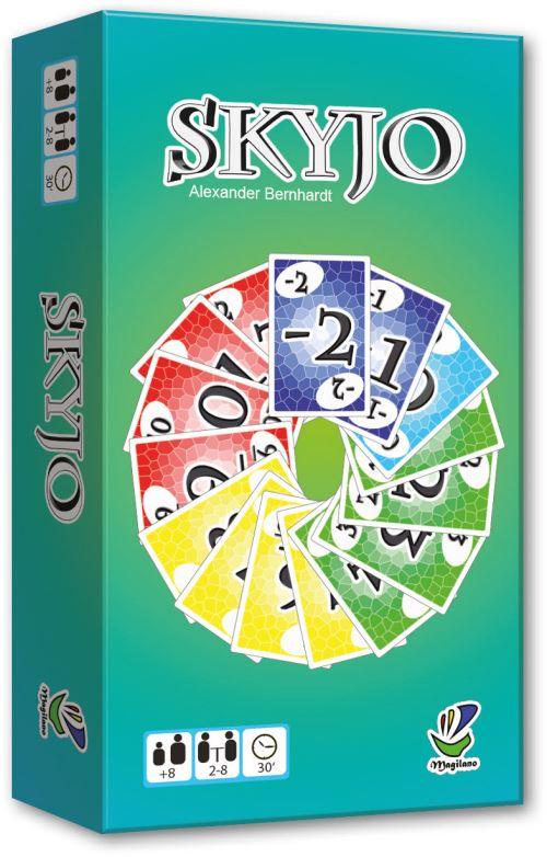 Jeu de cartes Blackrock Games Skyjo