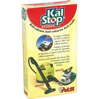 Solution anti-calcaire Polti KalStop FP2003 pour nettoyeur vapeur