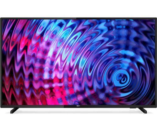 "108 cm (43""), TV LED Full HD, DVB T/C/T2/T2-HD/S/S2"