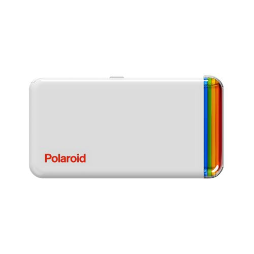 Imprimante photo de poche Polaroid Hi-Print 2×3 Blanc