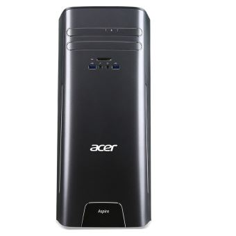 Acer Aspire T3-715_W - Core i5 6400 2.7 GHz - 8 GB - 3.096 TB