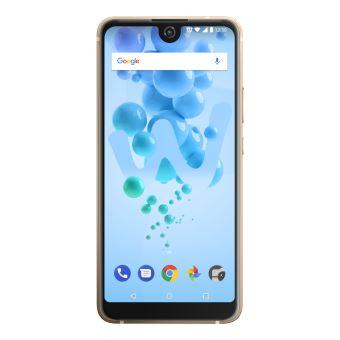 Smartphone Wiko View2 Pro Double SIM 64 Go Or