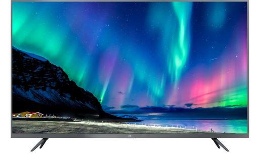 """TV Xiaomi Mi 4S 65"""" 4K Smart TV Gris métal"""