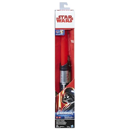 Sabre électronique Star Wars Dark Vador Rouge