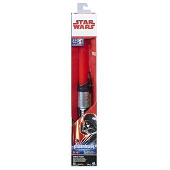 Sabre électronique Star Wars Dark Vador Rouge