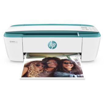 Imprimante multifonctions HP DeskJet 3735 Wifi Verte (Éligible Instant Ink - 15 impressions gratuites par mois)