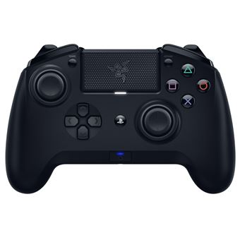 Manette PS4 Bluettooth filaire Razer Raiju Tournament Edition Noir
